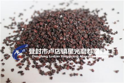石榴石滤料