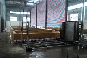 刚玉生产工艺-酸洗流程图示