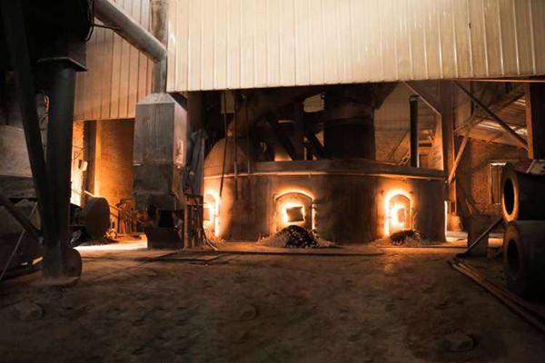 刚玉生产工艺-电弧炉高温冶炼